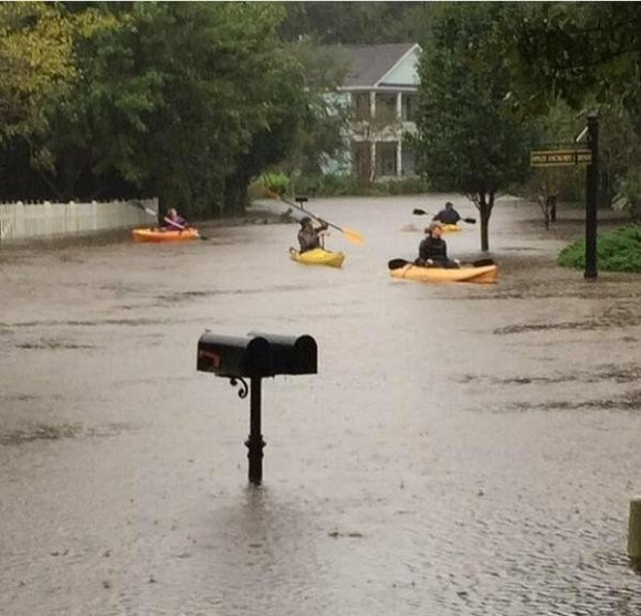 Record flooding slams South Carolina. Answers demanded in Afghanistan hospital bombing. And has the El Faro been found? It's Monday, ...