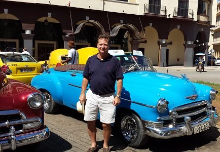 Anne Arundel County Executive Steve Schuh concluded his official visit to Cuba after a meeting Friday with Ambassador Jeffery DeLaurentis ...