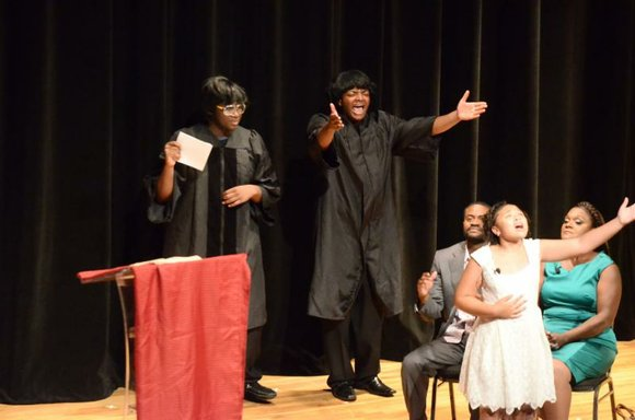 Nonprofit organization Shamelessly Saved Productions is bringing the characters from Charmette Jones' recently published book to life in the inspirational ...