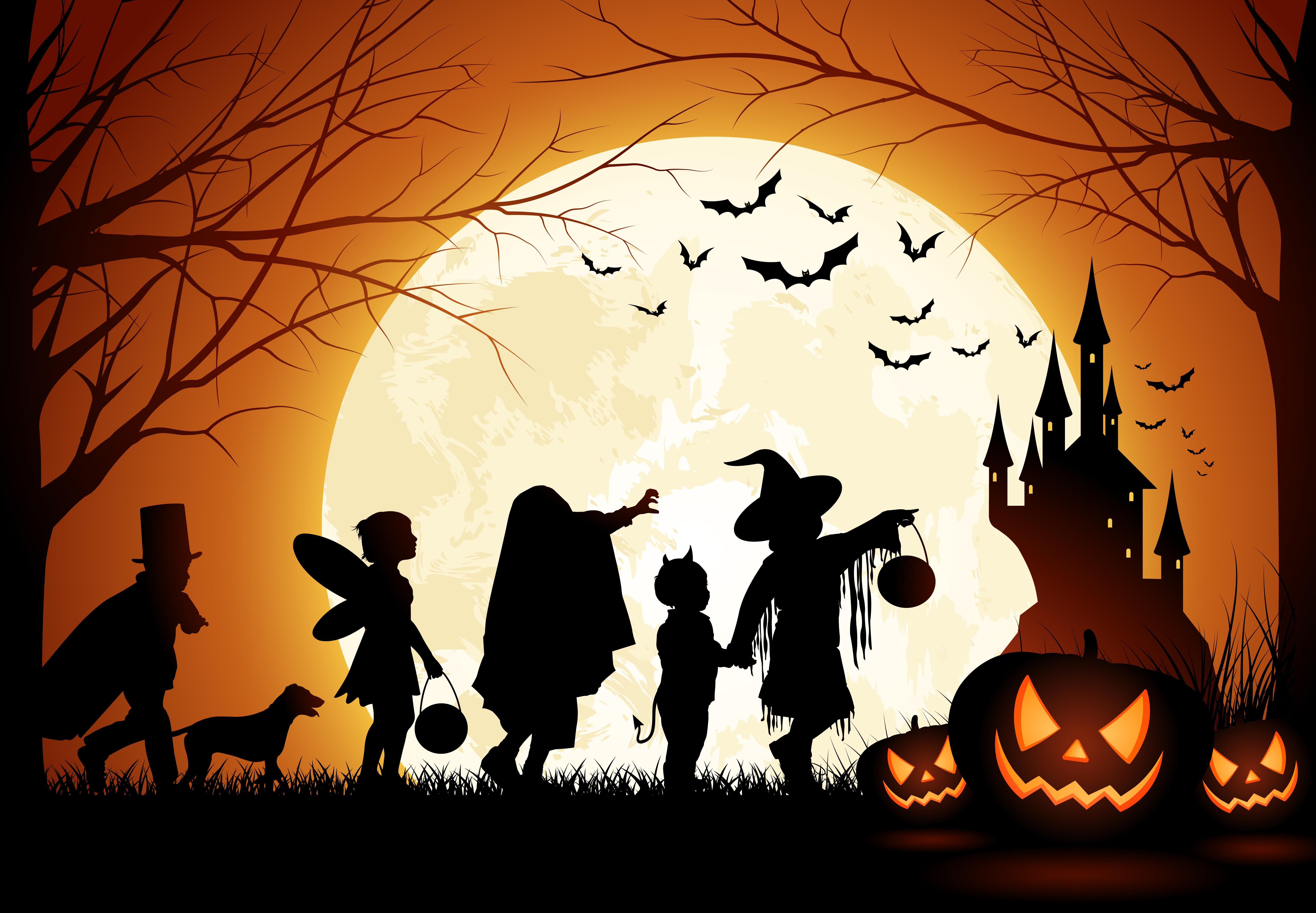 Halloween Roundup Haunted Houses Parties Trick Or Treating