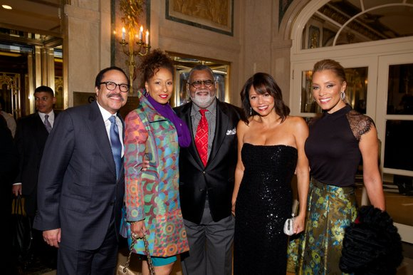 Oct. 5, the Harlem School of the Arts hosted its 50th Anniversary Gala KickOff in the Grand Ballroom at The ...