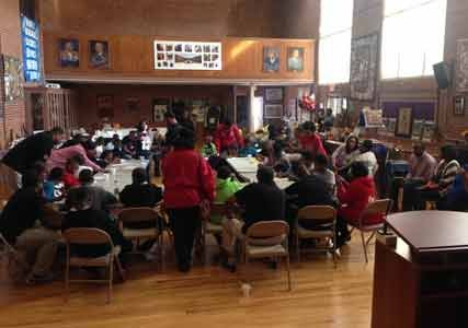 On October 24, 2015, the Annapolis Alumnae Chapter of Delta Sigma Theta Sorority, Inc., the Eta Eta Lambda Chapter of ...