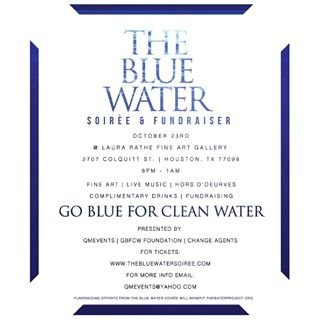 The Blue Water Soiree is the helping hand that is needed to bring awareness to the social issues affecting the ...