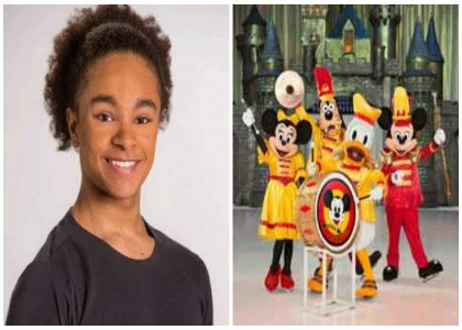 At just 21, Marsean Oyler brings Disney characters and stories to life on ice, along with a cast of talented ...
