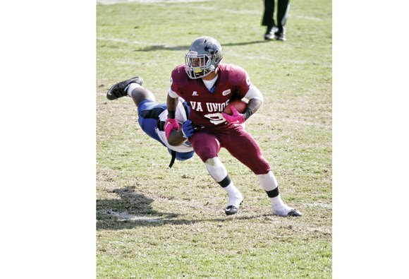 Virginia Union University has become both the irresistible force and the immovable object of CIAA football. Under second-year Coach Mark ...
