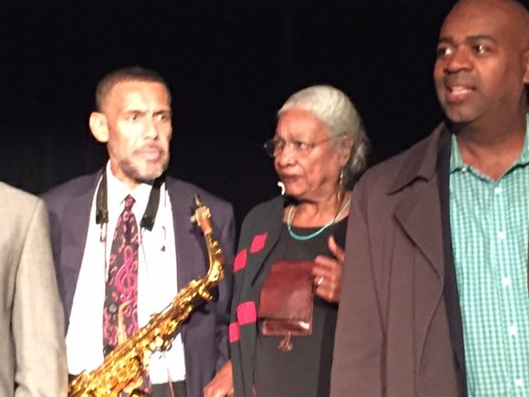 Recently, family, friends and followers came out to Newark Symphony Hall to celebrate Amiri Baraka.