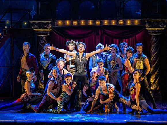 Directed by Tony winner Diane Paulus, Pippin tells the story of a young prince on a journey to find the ...