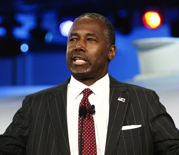 Former presidential candidate Ben Carson disagrees with the plan to put Harriet Tubman on the $20 bill, and on Wednesday ...