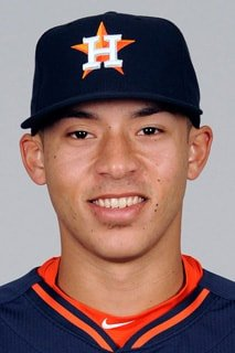 Houston Astros shortstop Carlos Correa has been named the Sporting News American League Rookie of the Year, an award which ...