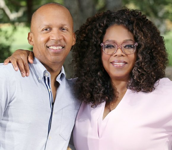Oprah Winfrey talks to human rights activist and civil rights attorney Bryan Stevenson for a conversation about living your calling, ...