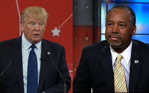 Now that the Republican race is a fight between Donald Trump and Ben Carson it feels more explicitly like a ...