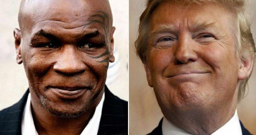 "Donald Trump tweeted Tuesday that he didn't invite ""Iron"" Mike Tyson to speak at the Republican National Convention in Cleveland, ..."