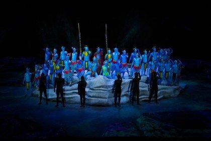 Cirque du Soleil: TORUK – The First Flight