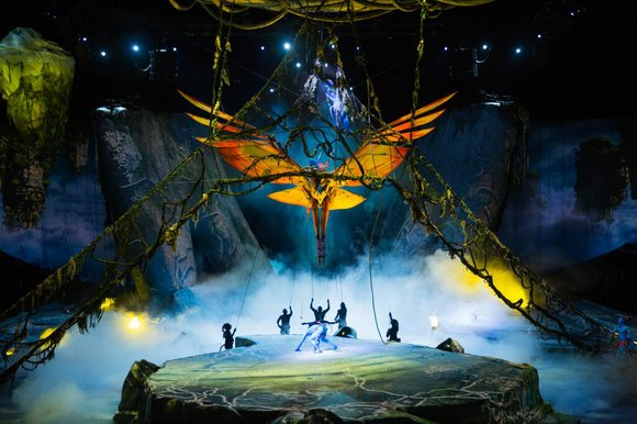 The much-anticipated show Toruk is Cirque Du Soleil's latest grand production and it is nothing short of visually sensational and ...