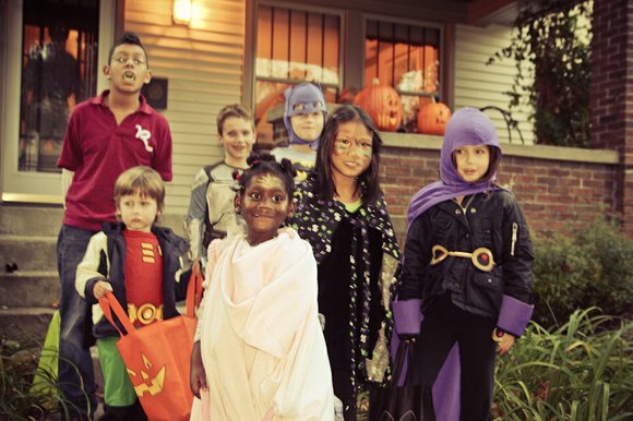 Well, here it is again, Halloween, which is usually celebrated Oct. 31, before All Saints Day.