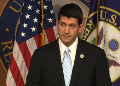 House Speaker Paul Ryan pushed back Sunday against calls to expand paid family leave despite his own desire for a ...