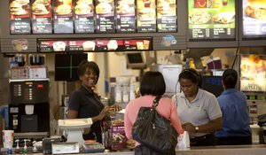 Fast food workers