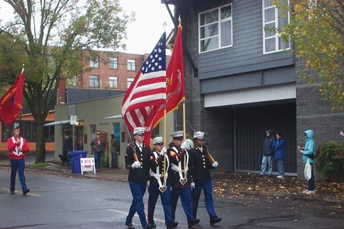 You're invited to celebrate veterans in Vancouver and Portland thanks to local organizations who have made a point to honor ...
