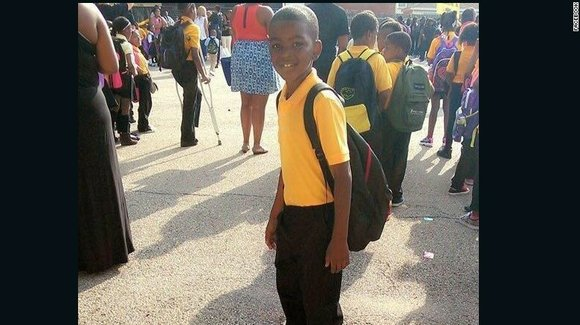 Four weeks after alleged gang members lured 9-year-old Tyshawn Lee into an alley and killed him -- a slaying that ...