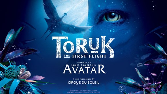 Houston, I hope you are ready for the newest and grandest mythical production yet from Cirque Du Soleil. I got ...