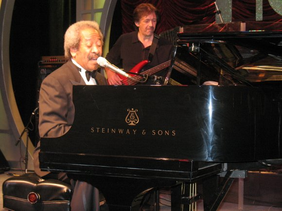 Allen Toussaint, the pianist, songwriter, arranger and record producer whose whimsical, funk-laced songs influenced the New Orleans R&B scene, died ...