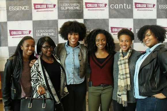 ESSENCE, the preeminent brand for African-American women, completed its 2015 ESSENCE College Tour at the University of Maryland on Friday, ...
