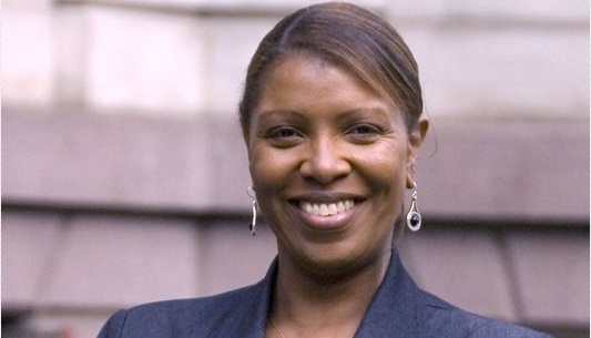 The campaign to get recreational marijuana legalized in New York got another push Tuesday, as Public Advocate Letitia James along ...