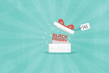 Get ready to shop -- and not just on Black Friday.