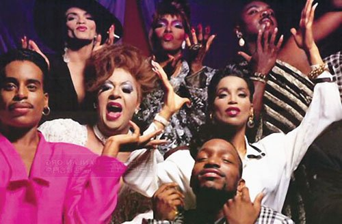 'Paris is Burning,' a landmark 1991 film showcasing the golden age of vogueing and drag ball culture in New York ...