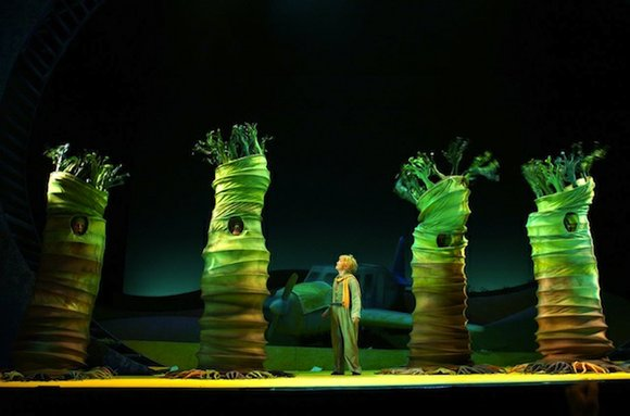 Houston Grand Opera (HGO) will usher in the holidays with Rachel Portman and Nicholas Wright's whimsical opera, The Little Prince, ...