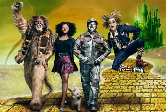 """NBC dropped a new 40-second teaser for its upcoming live broadcast of """"The Wiz,"""" with a first look at Queen ..."""