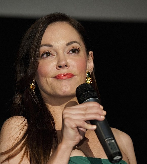 Rose McGowan has been one of the most ferocious critics of those accused of sexual assault.