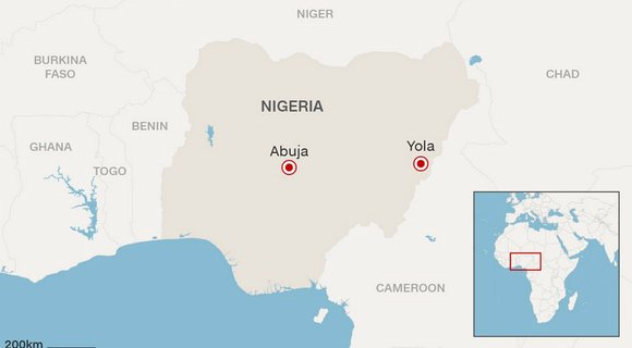 At least 31 people were killed and 72 others injured in a bomb blast in the northeastern Nigerian city of ...