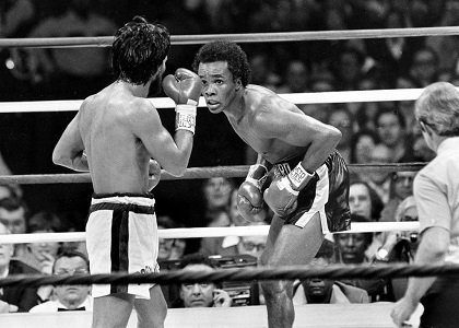 Sugar Ray Leonard had no doubt that he'd defeat Roberto Duran when the two warriors squared off in a rematch ...