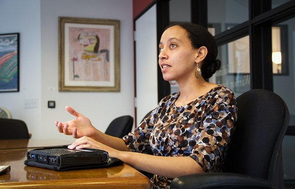 Haben Girma is our new hero. The 27-year-old lawyer is the first deaf-blind alumna of Harvard Law School.