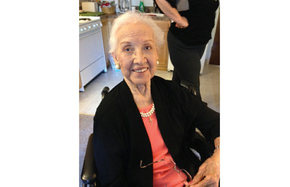 Former NASA mathematician Katherine Johnson could not have calculated her trajectory to the White House. The 97-year-old Newport News resident ...
