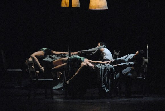 Celebrating 45 years of repertory that reflects the ever-changing diversity of Latino cultures, Ballet Hispanico made its annual holiday return ...