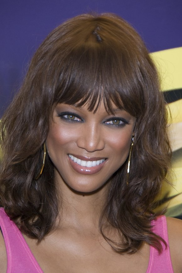 Tyra Banks loves working on America's shows.