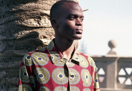 Fashion designer Chi Atanga is comfortable with an identity as a global African.