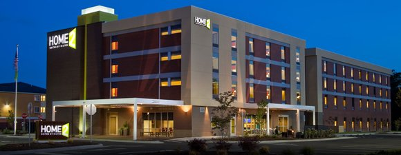 Home2 Suites is an extended-stay hotel that's part of the Hilton Hotel chain; the Joliet business would have 115 units.