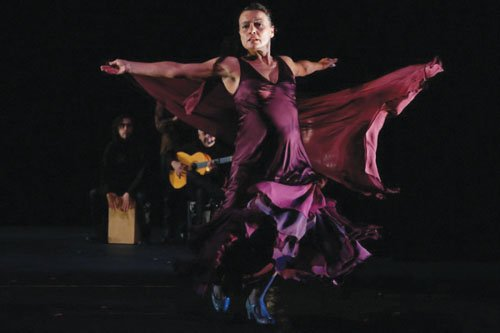 White Bird presents the return of Soledad Barrio and her Noche Flamenco dance company, one of the most authentic flamenco ...