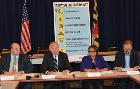 """Maryland Comptroller Peter Franchot announced his plans to introduce legislation in January called, """"The Taxpayer Protection Act"""" to better protect ..."""