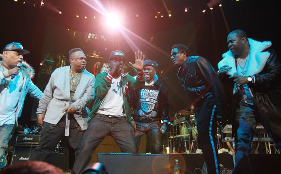 Hot 97 Hot for the Holiday brings top hip hop acts to Newark.