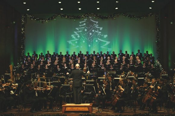 The musicians of the Houston Symphony are spreading holiday cheer during this most wonderful – and busy – time of ...