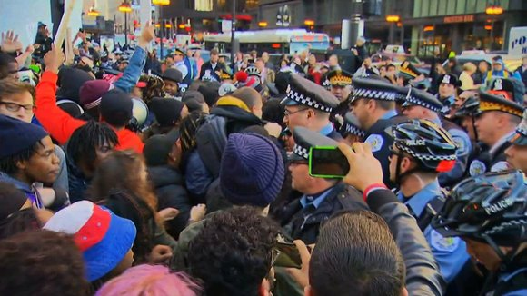 """As Spike Lee's movie """"Chi-raq"""" hit theaters last weekend, Chicago continued to be America's newest epicenter of police mistreatment."""