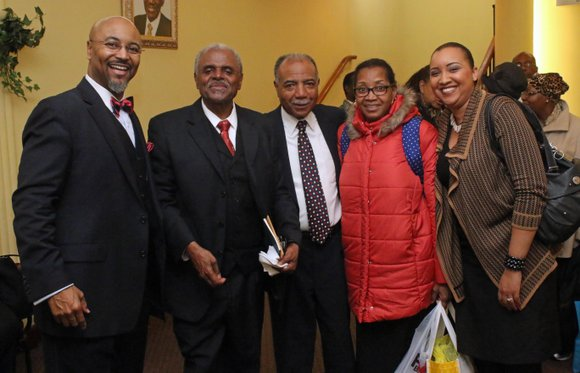 For the first time in 63 years, the First Baptist Church of Crown Heights celebrated the elevation of the Rev. ...