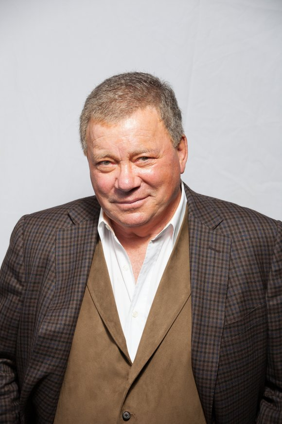 "William Shatner, the staccato-talking thespian of Star Trek and T.J. Hooker fame will bring his one man show ""SHATNER'S WORLD- ..."
