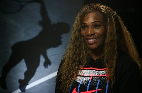 Serena Williams says she's sick and tired of playing at grand slams while injured.