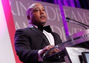 """Daymond John, a shark on ABC's Emmy Award winning series, """"Shark Tank,"""" and FUBU founder was one of five honorees at 27th Annual Awards Gala."""