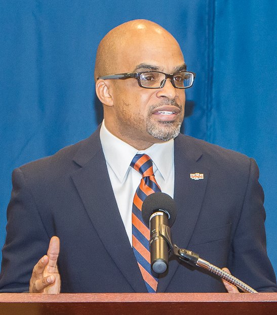 Dr. Makola M. Abdullah will take over the helm at Virginia State University on Feb. 1.